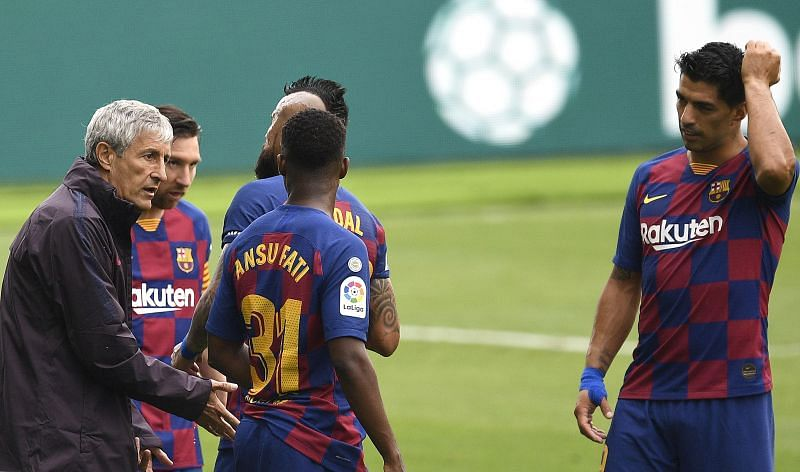 Barcelona Transfer News Roundup Barca Starlet To Join Manchester United Board Not Interested In Players Pick For Next Manager And More 20th July 2020