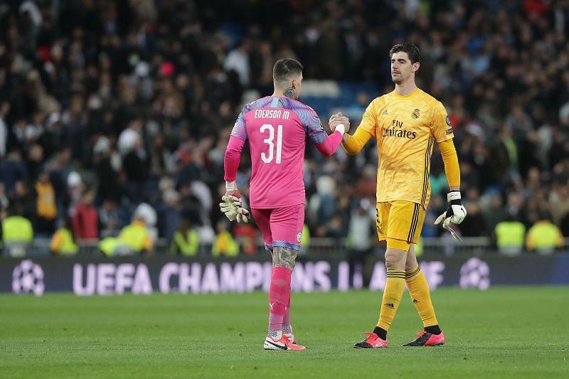 Real Madrid lost at the Santiago Bernabeu