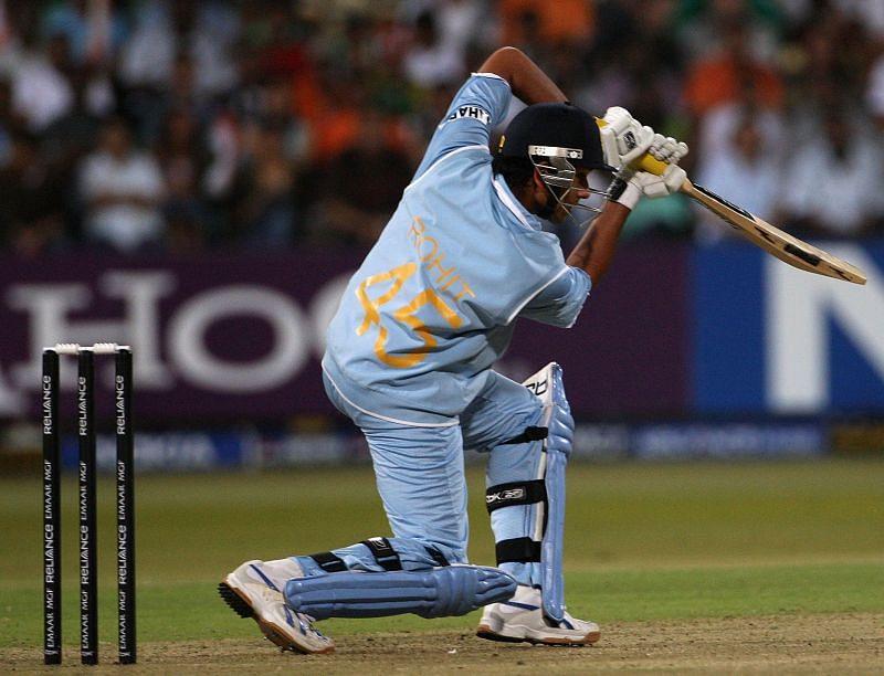 रोहित शर्मा ने फाइनल में खेली थी अहम पारी