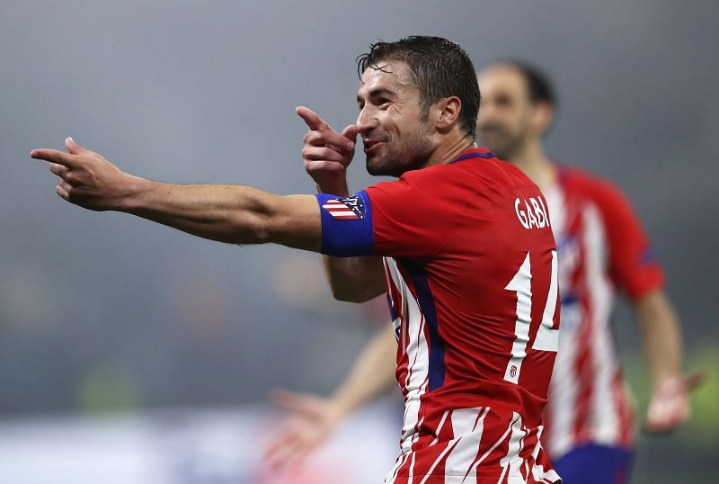 Gabi was an outstanding captain for Atletico Madrid during its most successful era.