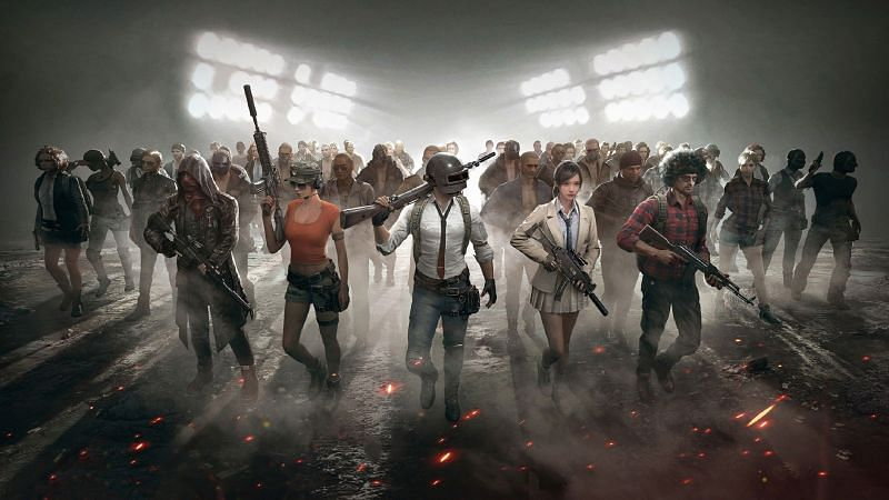 30 cool PUBG Mobile squad names in July 2020 (Picture Source: wallpaperaccess.com)