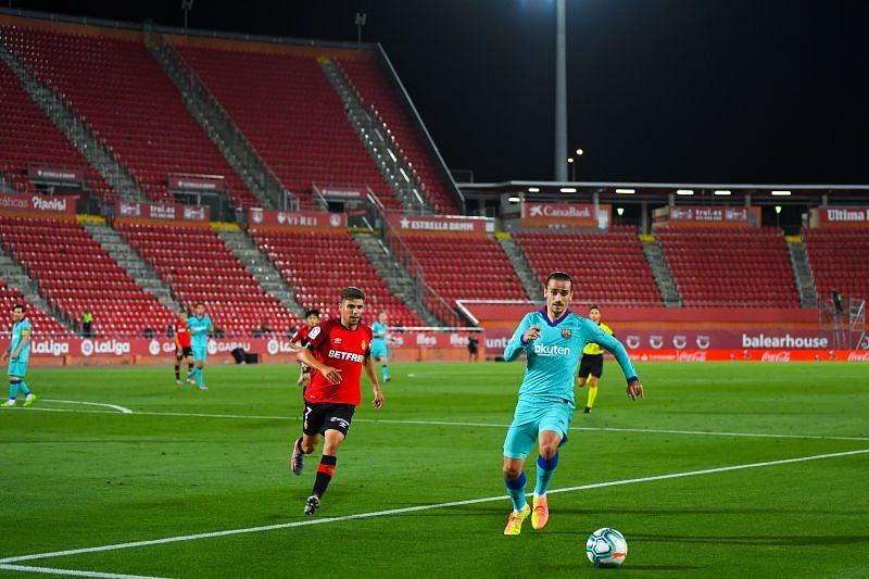Griezmann was excellent against Villarreal