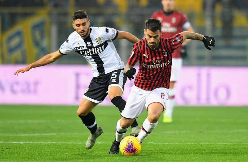 AC Milan will host Parma tomorrow