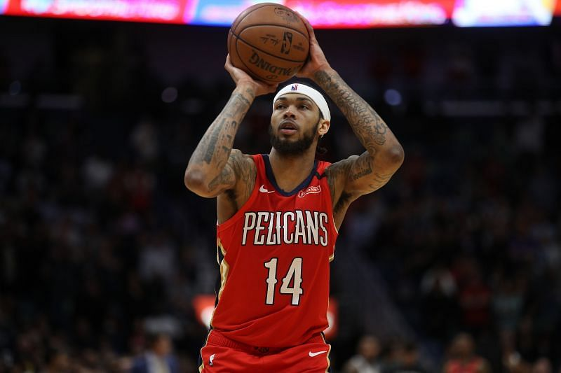 Brandon Ingram was impressive for the New Orleans Pelicans in yesterday