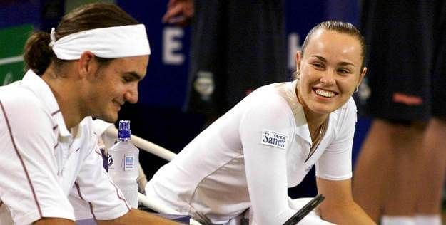 Hingis thinks implementation of Roger Federer