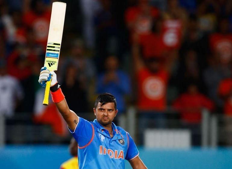 वर्ल्ड कप में लगाया गया एकमात्र शतक सुरेश रैना का आखिरी वनडे शतक था