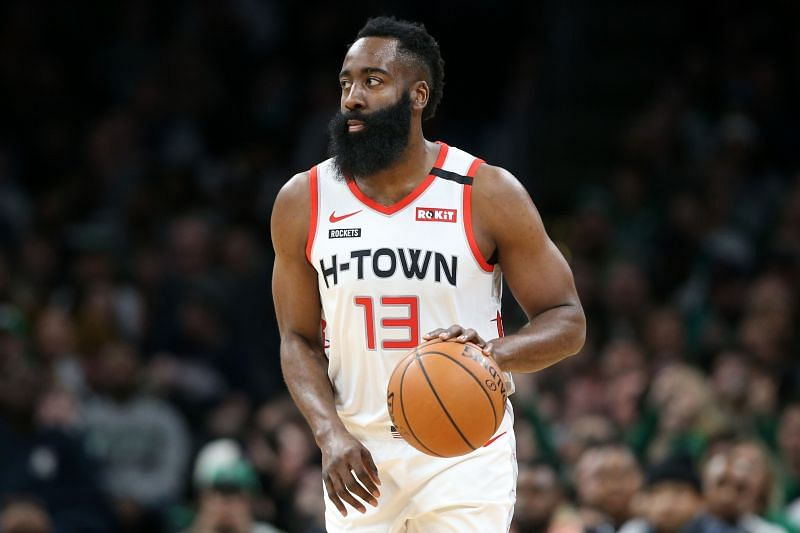 The Beard will be looking for another big outing against the Dallas Mavericks