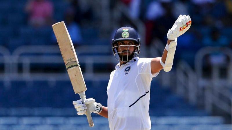 Ishant Sharma scored his first international 50 against West Indies last year.