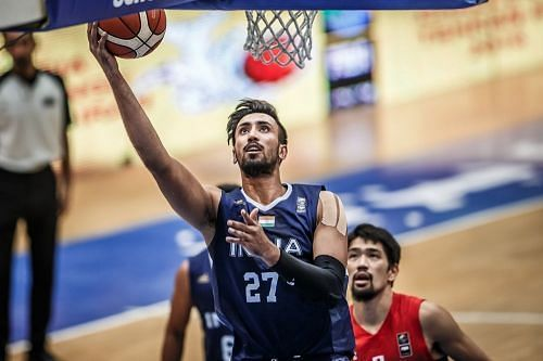 Amjyot Singh Gill was the 1st Indian to be selected in the NBA G League draft.