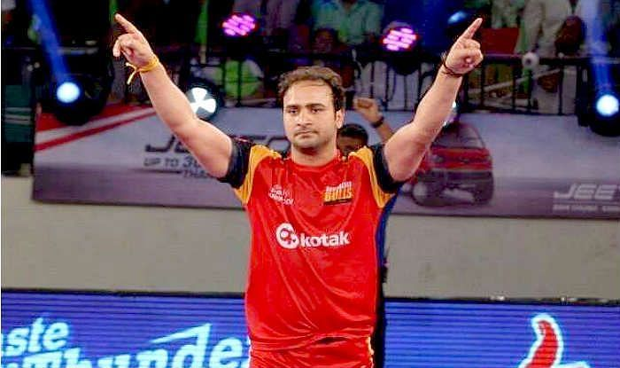 Manjeet Chhillar led the Bengaluru Bulls all the way to the PKL final with his all-around play.