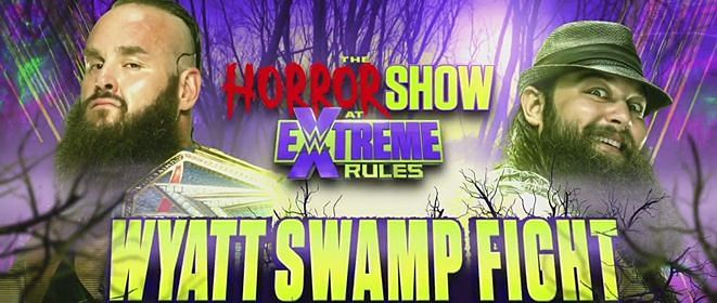 WWE Extreme Rules 2020: 5 Things that could happen in the Wyatt Swamp Fight