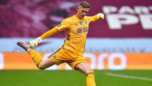 Henderson is likely to keep a clean sheet against Crystal Palace.