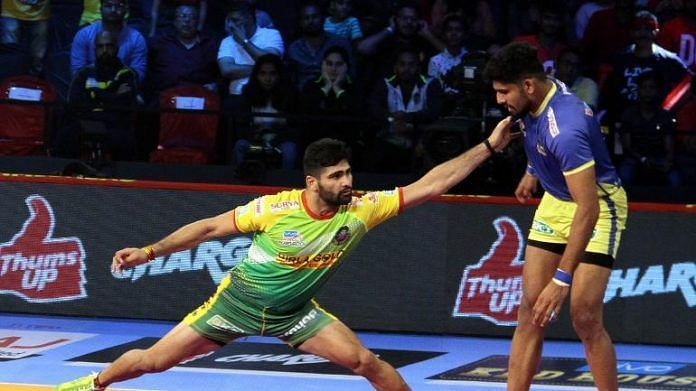 Pardeep Narwal deliverd an all-time great performance in PKL Season 5.