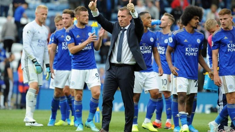 Leicester have a do or die battle for Champions League in the week ahead