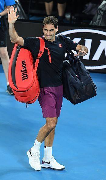 Roger Federer will be 40 years old in 2021