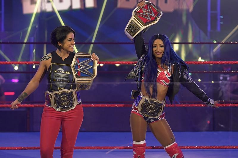 Raw का शानदार एपी