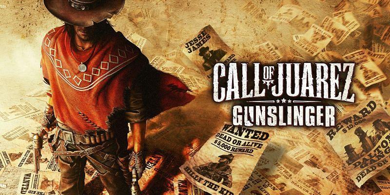Call of Juarez: Gunslinger. Image: Nintendo South Africa.