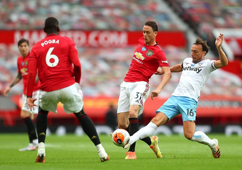 West Ham did not let Manchester United
