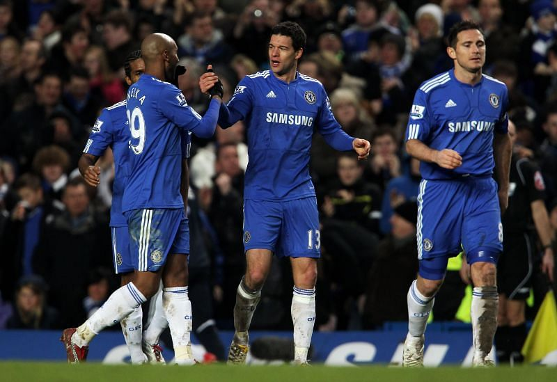 Michael Ballack arrived at Chelsea Football Club on a free transfer.