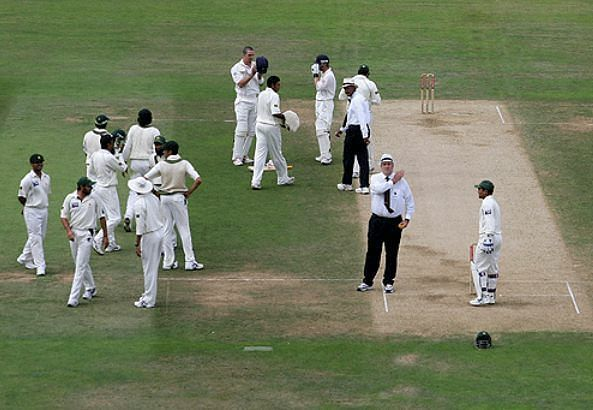The 2006 Oval Test was one of the lowest points of Pakistan cricket in recent times.