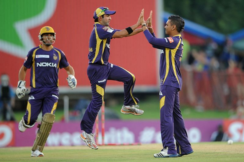 Sunil Narine has been a part of Kolkata Knight Riders since IPL 2012