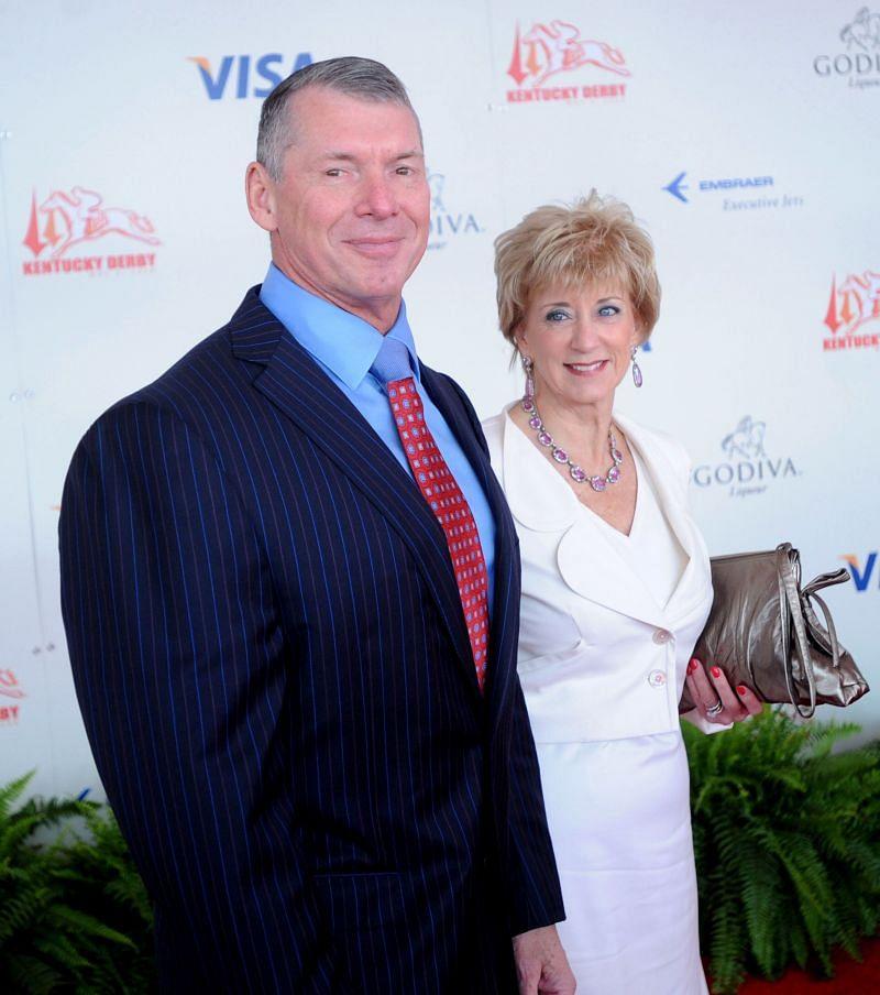 विंस और उनकी पत्नी लिंडा