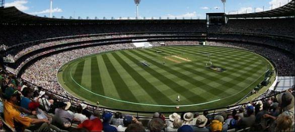 मेलबर्न क्रिकेट ग्राउंड