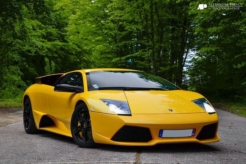Lamborghini Murciélago LP 640 (Image: Wikipedia)