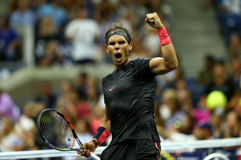Rafael Nadal adapted and overcame the difficulties