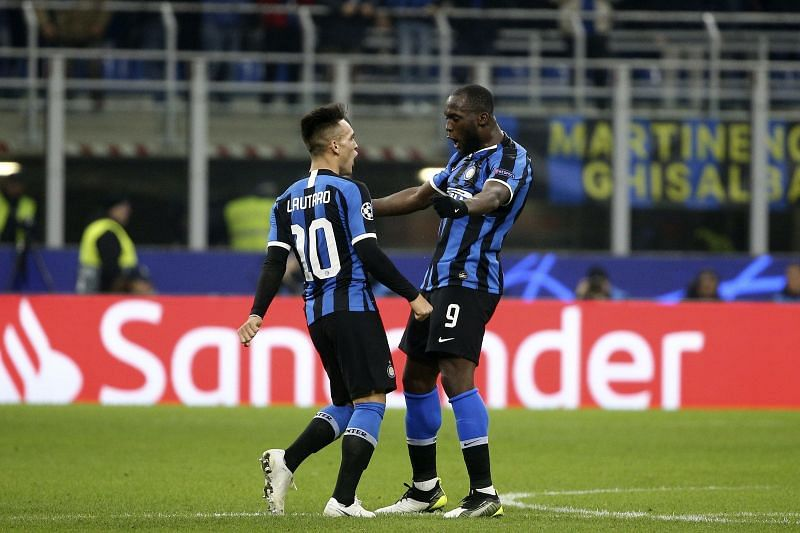 Inter win thrilling Milan derby to move top of Serie ...  |Inter Milan