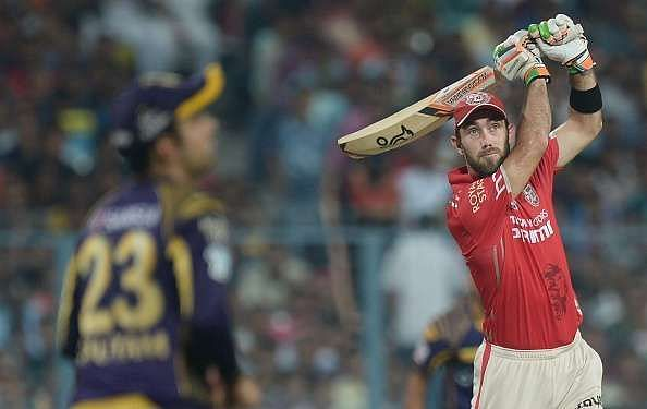 Glenn Maxwell has been inconsistently spectacular for Kings XI Punjab in the IPL