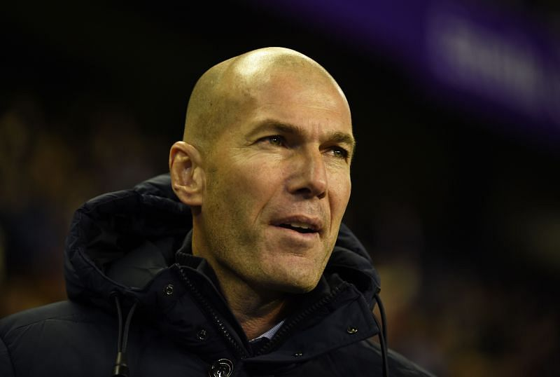 Zinedine Zidane has integrated youngsters successfully in the Real Madrid squad
