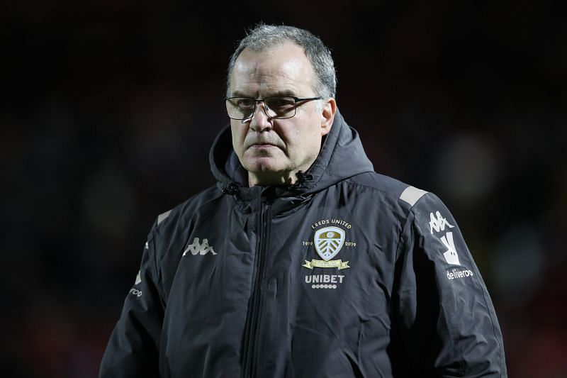 Marcelo Bielsa belongs to the old guard of football management.