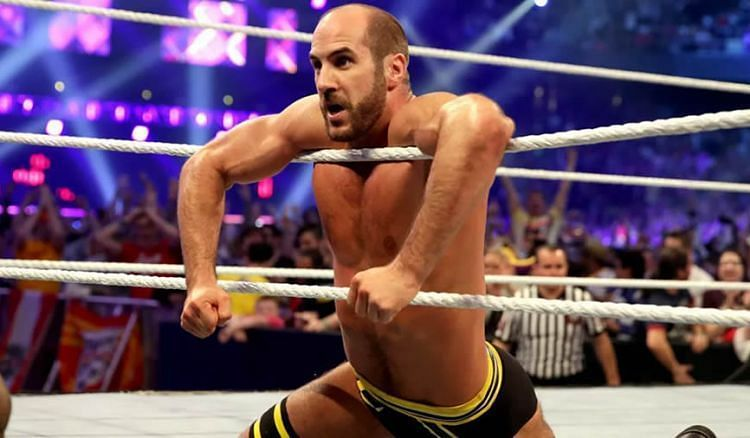 SmackDown Superstar Cesaro has bold ambitions