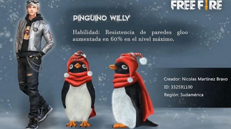 Penguin Pet