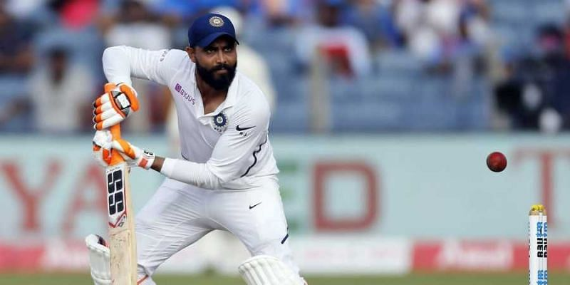 Ravindra Jadeja starred with the bat in the home series against South Africa and Bangladesh in 2019.
