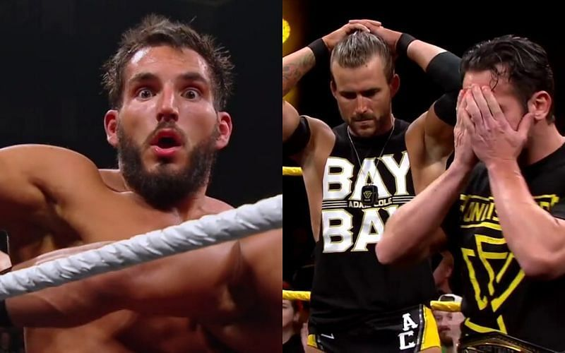 Bronson Reed defeats Johnny Gargano and Roderick Strong to qualify for big Ladder Match at NXT Takeover: XXX