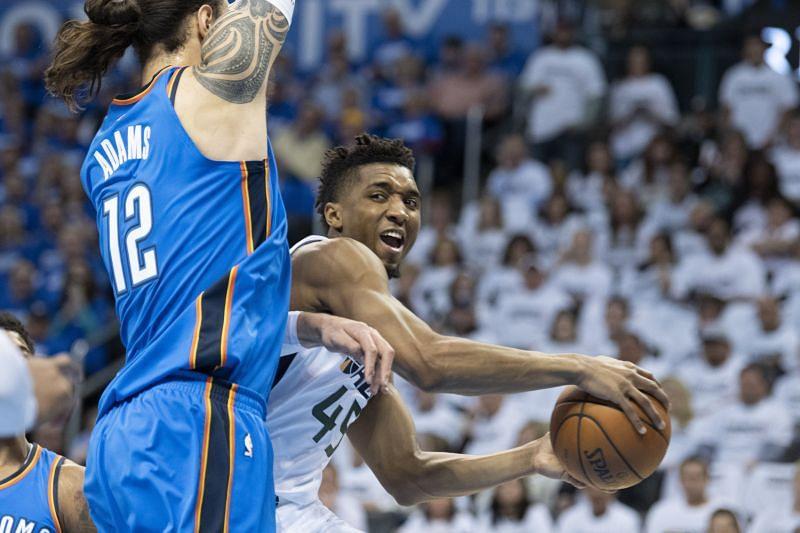 Oklahoma City Thunder vs Utah Jazz - NBA 2020
