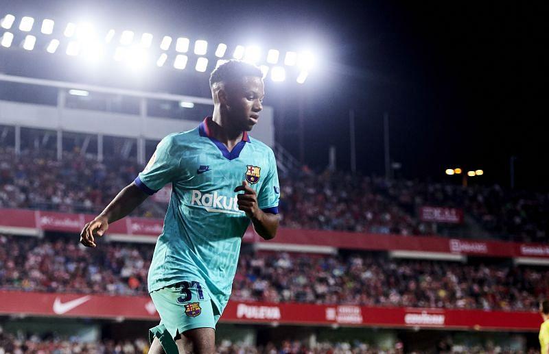 Ansu Fati has had a breakthrough 2019-20 La Liga season.
