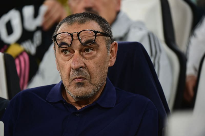 Juventus manager Maurizio Sarri has a busy few months coming up