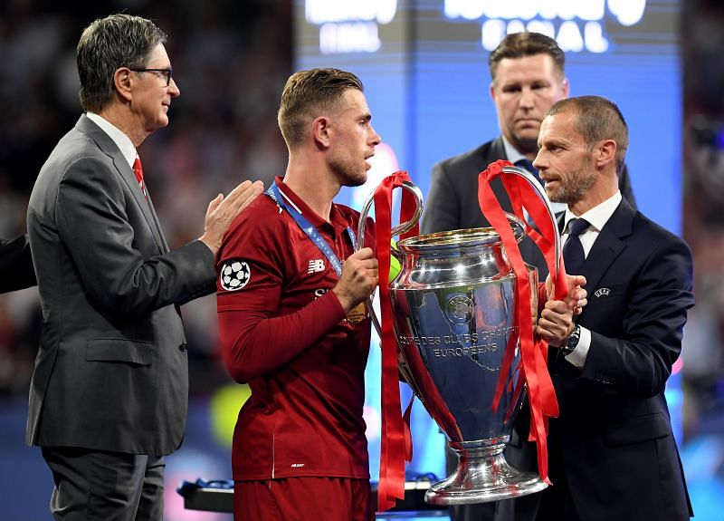 Liverpool, the defending champions are already out. They defeated Barcelona last season in the semifinals