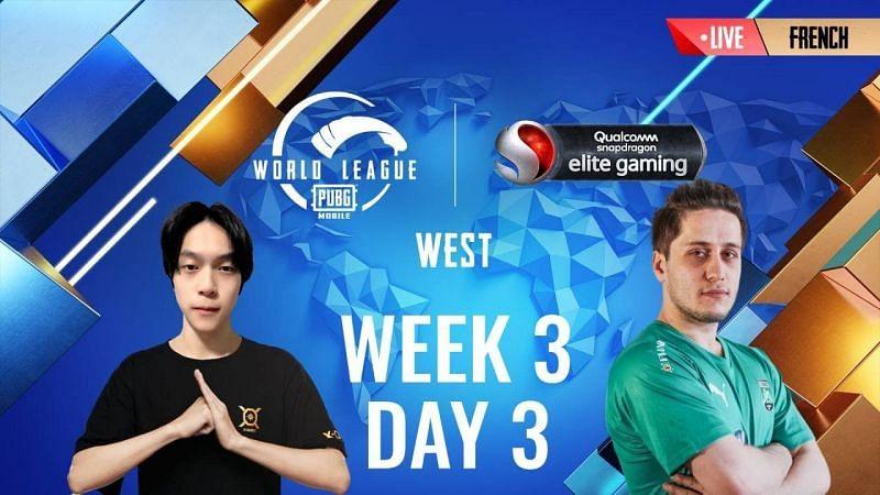 PMWL West Super Weekend Schedule