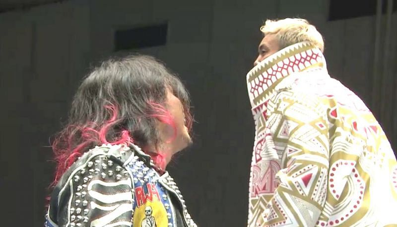 NJPW Japan Cup continued to deliver fantastic matches