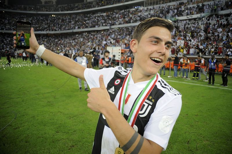 Paulo Dybala enjoyed a successful domestic season with Juventus