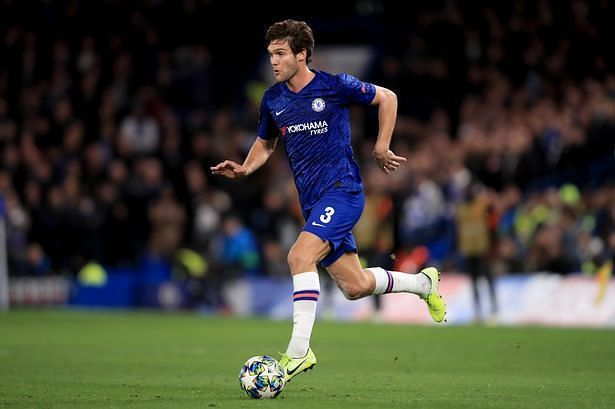 Chelsea need an upgrade at left-back as Marcos Alonso cannot be trusted in a four-man defence