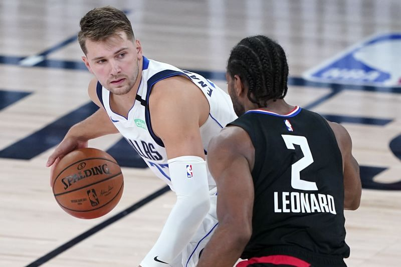 Luka Doncic learned from his mistakes in Game 1