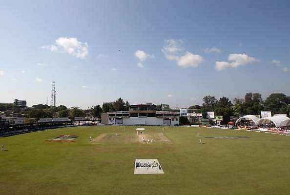 कोलंबो क्रिकेट ग्राउंड