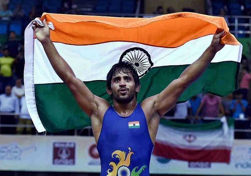 Bajrang Punia is India