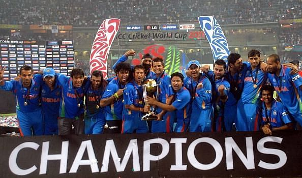 The South Africa match was the only encounter the Indian team lost at the 2011 World Cup