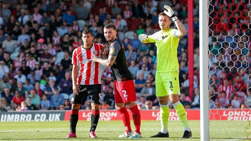 Karelis remains the only absentee for Brentford
